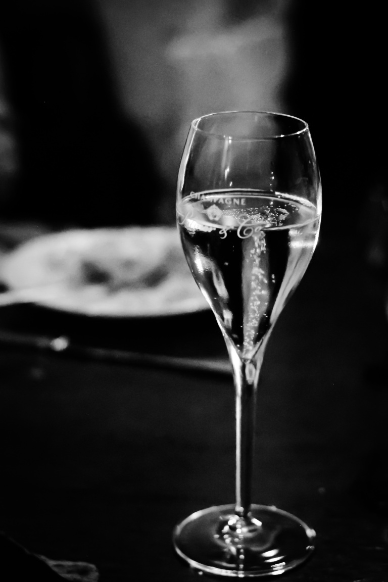 La Petite Gare Champagne Tasting Sally Dreams Food Photography