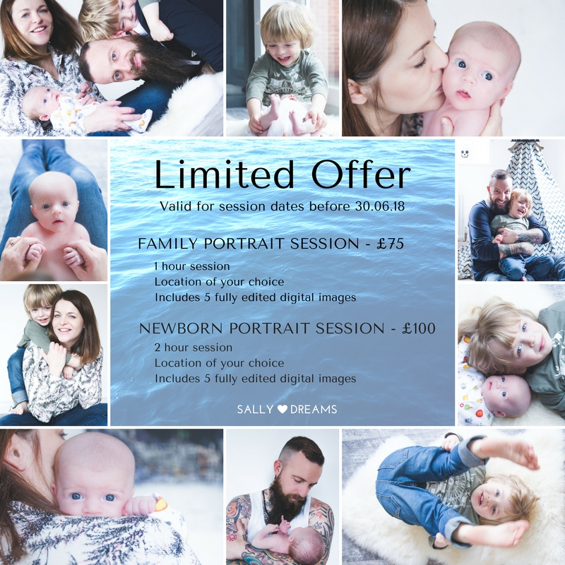 Limited Offer Feb 2018